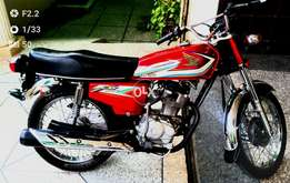 Honda-125 2016 Model. Rawalpindi #