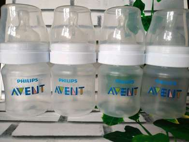 4 Botol Philips Avent Preloved Nipple uk M
