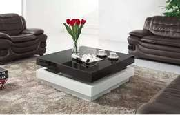 Modern High Gloss Coffee Table, center tables / tables for living room