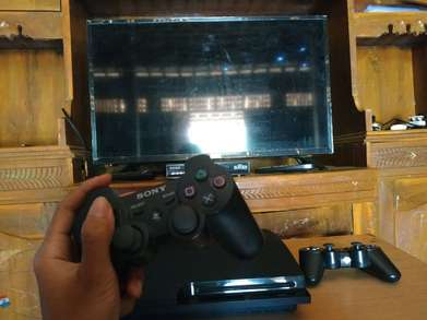 PS 3 160gb Slim