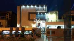 Bahria Town ghouri block 1 kanal brand new spanish bungalow for sale