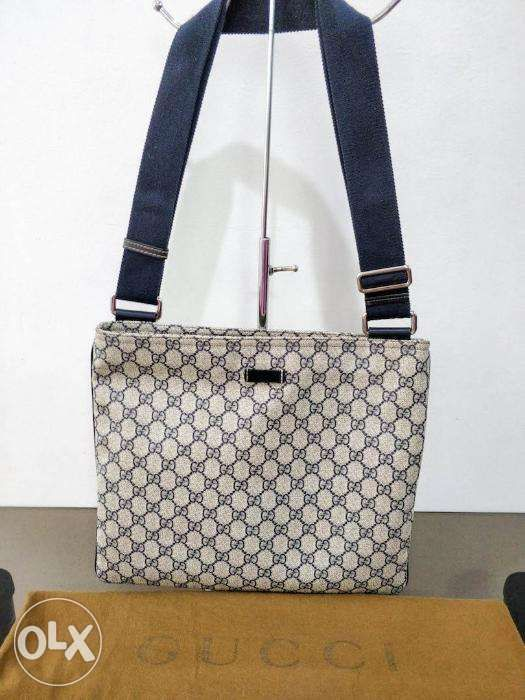 e4270e6c4ca Gucci Messenger Bag Unisex Authentic in Pasig