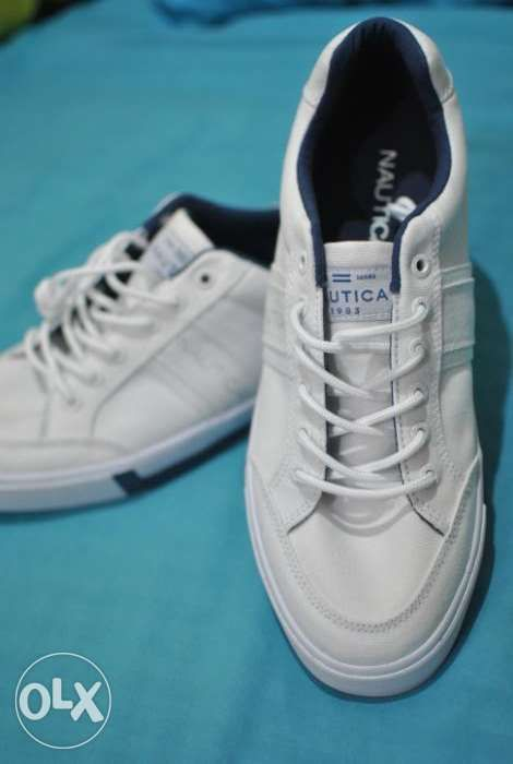 3007dd9c53 ... Authentic Nautica Sneakers Size 10 not Adidas Nike Vans Converse ...
