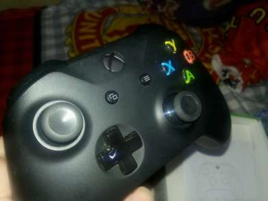 gamepad x box one