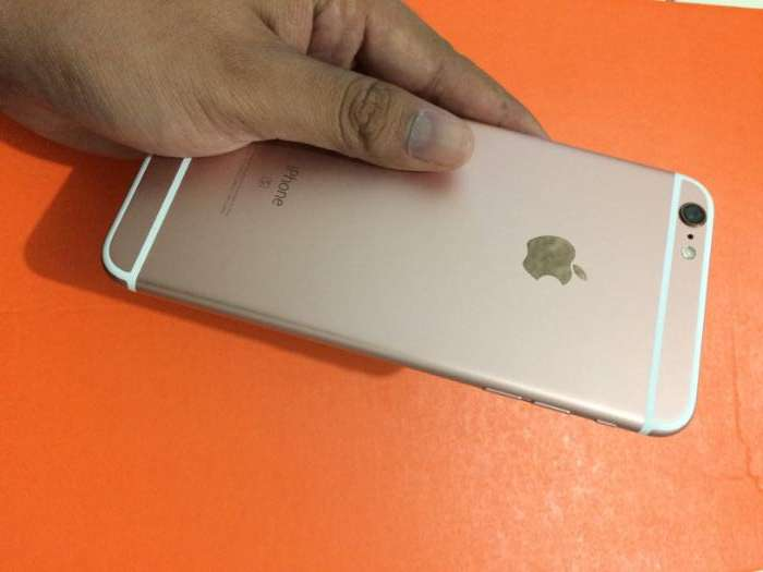 Apple iphone 6s plus elegan 16gb warna rosegold normal - Sleman Kab ... 4215d522e3