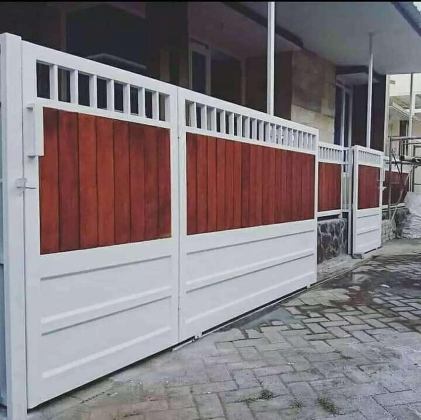 Pagar Rumah Modek Terbaru Dan Ternurah 2021 Dekorasi Rumah 812087396