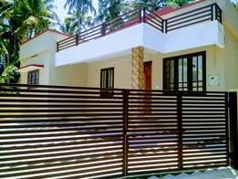 5 cent 2 bhk attached and insaed stair house