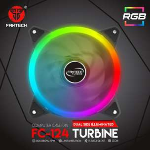 Fan Casing Fantech RGB Turbine FC-123