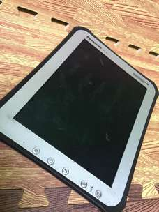 RUGGED android tablet, panasonic toughbook
