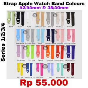 Strap Apple Watch Band Colours Series - 38/40mm - 42/44mm