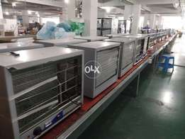 equipments Kitchen fast-food machinery available here Single deep frye