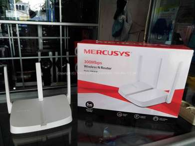 MERCUSYS 300Mbps Wireless N / WiFI Router for BIZNET INDIHOME CBN