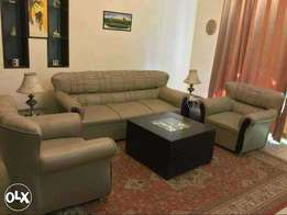 Mind blowing 5 seaters beauty plus sofa set