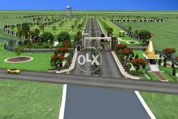 A1 Block 1 kanal plot for sale in valencia town