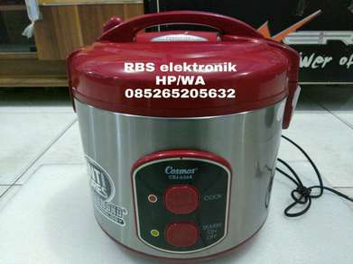 Rice Cooker Body Stainless Steel 2 LITER Cosmos Harmond