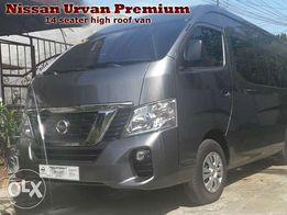 a21a219c25 Nissan Premium Big Van for Rent Car Rental Davao City rent a car