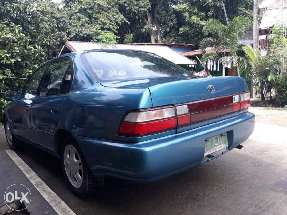 Toyota Corolla Gli 97 For Or Swap