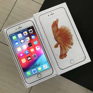 iPhone 6S Plus 128Gb Rose Gold Like New