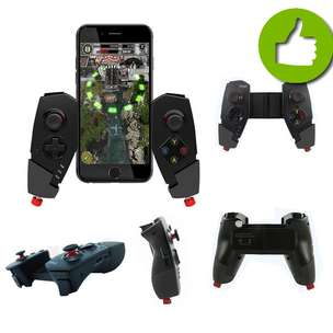 Keren Nih>Gamepad Hp dan Tablet Ipega RED Spider 9055 Original Kudu Pu