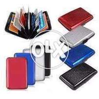 Pack of 3 Aluma Wallet With Free Delivery