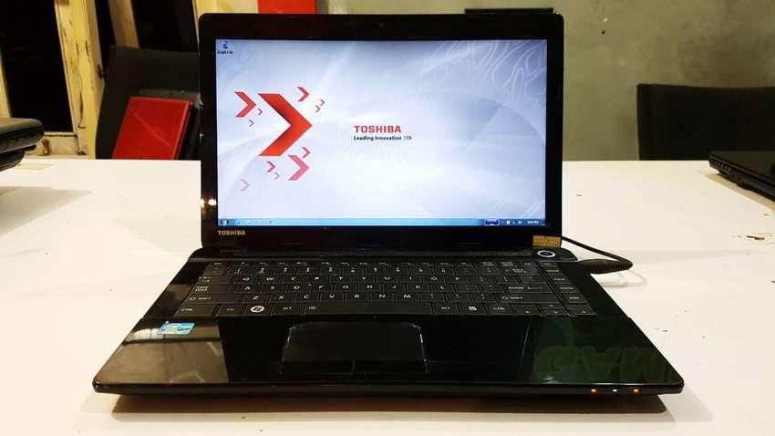 Laptop Toshiba Satellite C40-A Desain Grafis Lancar Murah Meriah ...