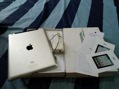 ipad 2 64gb wifi+cell white fullest mulus