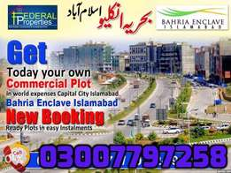Sec A 35x70 sun face plot available Bahria Enclave