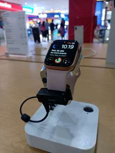 Apple Watch Series 4 40 MM Cicilan Tanpa Kartu Kredit