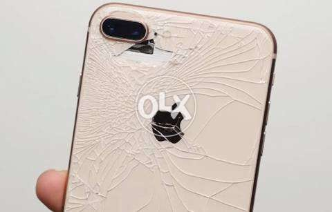 reputable site 6d46a 135d7 IpHone 8 plus jv cracked - Mobile Phones - 858937792