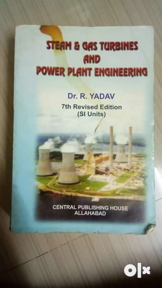 Power Plant Engineering Book By Arora And Domkundwar