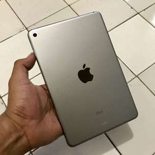 Apple iPad mini 4 128gb Gray Wifi Only ex.iBox Mulus Fullset Original