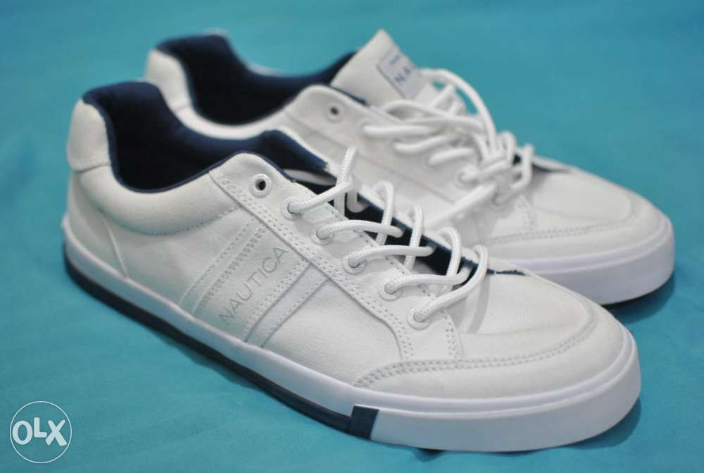 843478f230 Authentic Nautica Sneakers Size 10 not Adidas Nike Vans Converse in ...