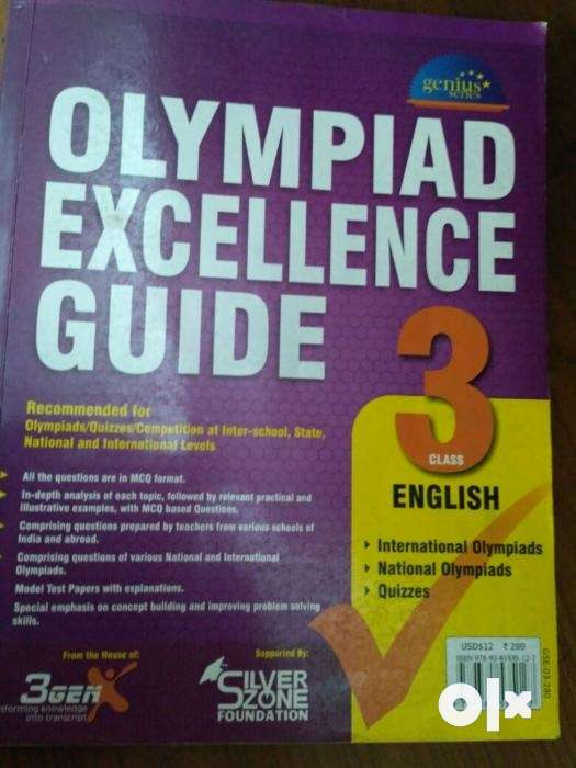 Silverzone Olympiad Excellence Guides for Grades 2 and 3