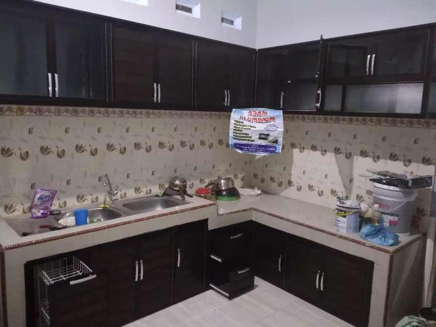 Kitchen Set Aluminium Minimalis Mebel 754738042
