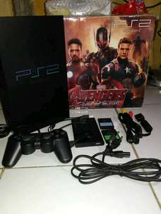 playstation2 FAT HDD 120GB preloved
