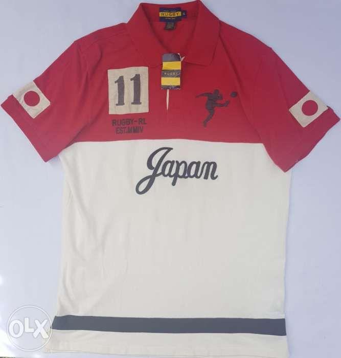 1b9175d6 Polo Ralph Lauren Japan Rugby Shirt in Quezon City, Metro Manila ...