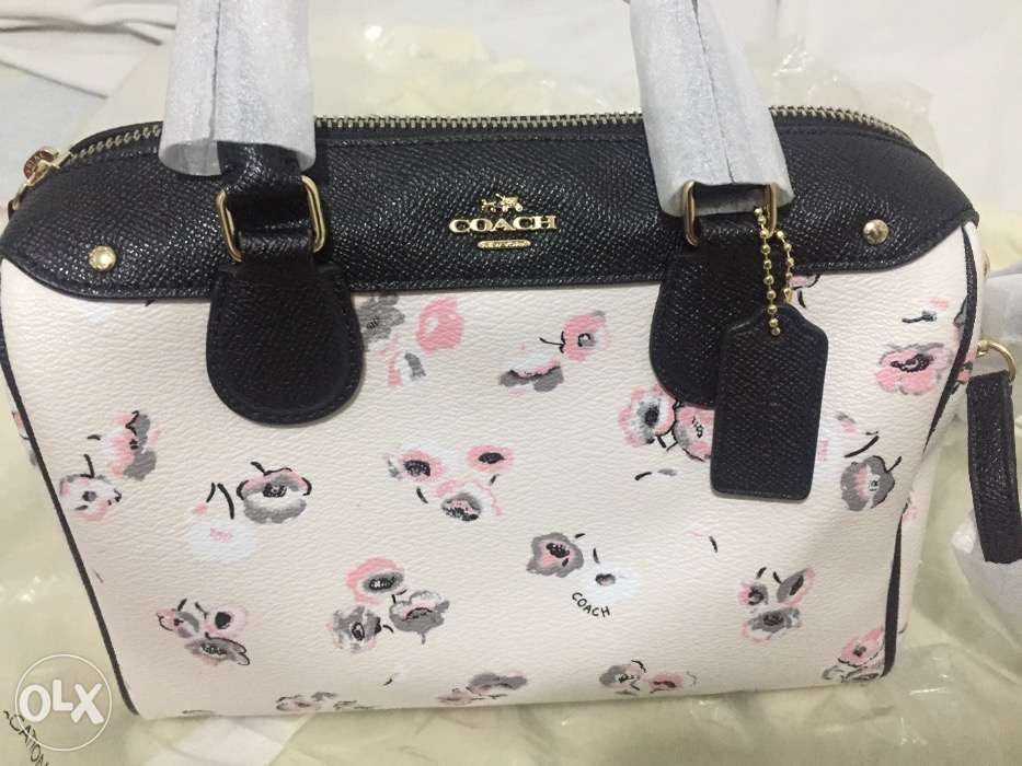 08c81c979d Coach Wild Flower Print Mini Satchel Bag in Quezon City