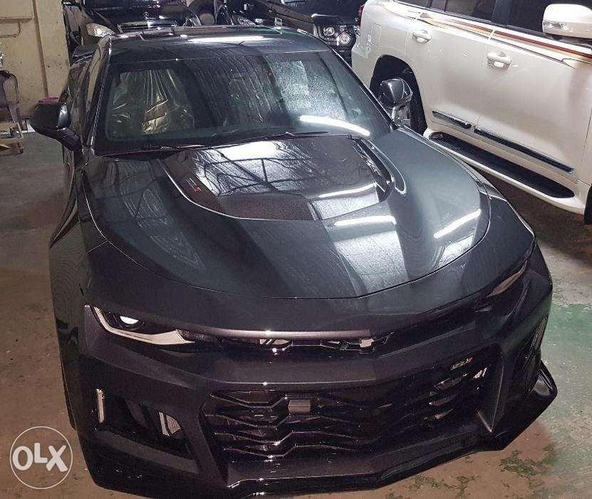 2019 Chevrolet Camaro Zl1: 2019 Brand New Chevrolet Camaro ZL1 62L V8 Super Charged