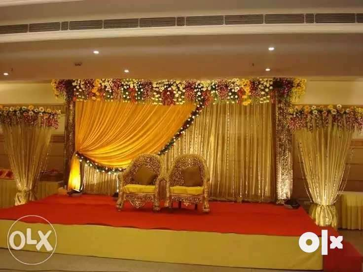 Wedding decoration birthday decoration and many margao furniture show only image wedding decoration junglespirit Gallery