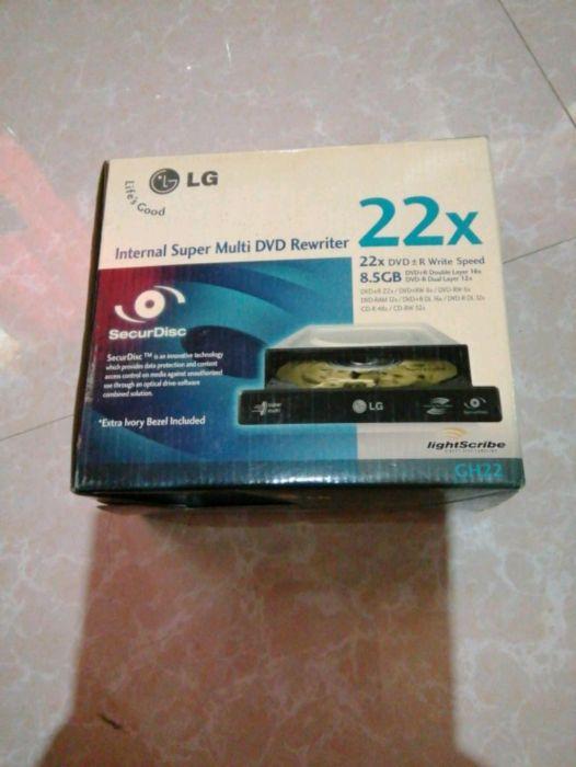 LG DVD REWRITER GH22 TREIBER HERUNTERLADEN