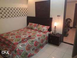 Furnished 2 bedroom apartment in bahria town safari 1 phase 1