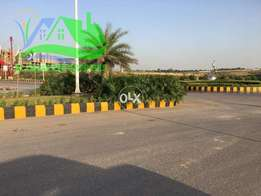 """30*60 residencia plot is available in Gulberg Greens Block """" B"""