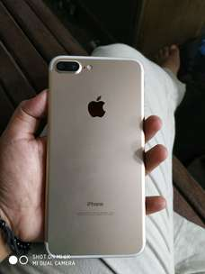 jual iphone7 plus 32 gb mulus fulset original