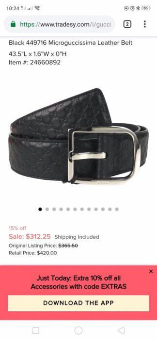 941991bfbaa Gucci Belt  Gucci Belt