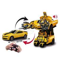 TOY Rechargeable & Remote Control Transformer Car
