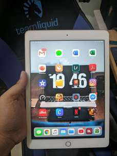 Ipad gen 6 2018 128gb wifi only fullset garansi