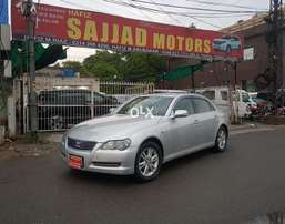 Toyota Mark-X 300G Model 2004 Import and Registered Islamabad 2009