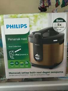 magic com philips stenlis kapasitas 2 liter