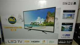"32"" Inch Tempered Glass LED TV HD Rs-20000/-"