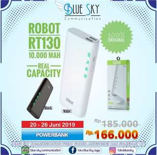 PowerBank Merk Robot RT130